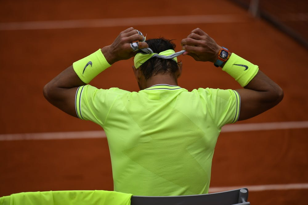 Rafael Nadal 12 Titles 12 Looks Roland Garros The 2020 Roland Garros Tournament Official Site