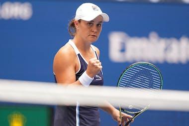 Ashleigh Barty / US Open 2021
