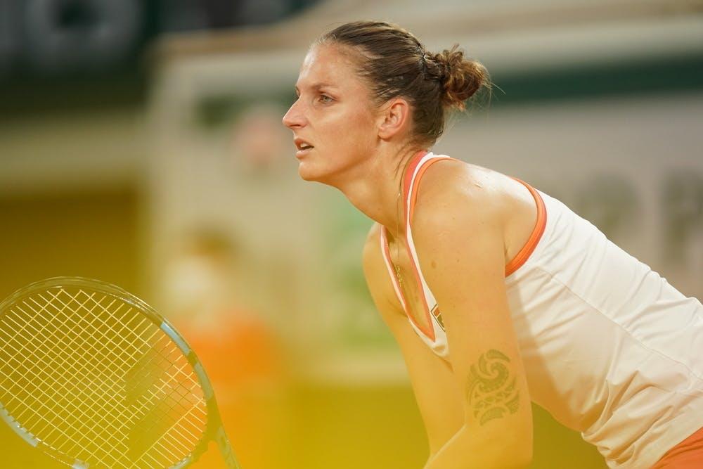 Karolina Pliskova, Roland Garros 2020, second round