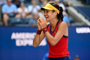 Emma Raducanu / US Open 2021