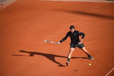 Dominic Thiem Roland-Garros 2020