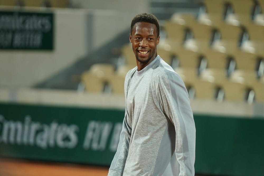Gaël Monfils Roland-Garros 2020