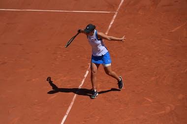 Ashleigh Barty Roland-Garros 2021