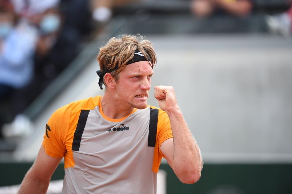 Alejandro Davidovich Fokina, Roland Garros 2021, third round