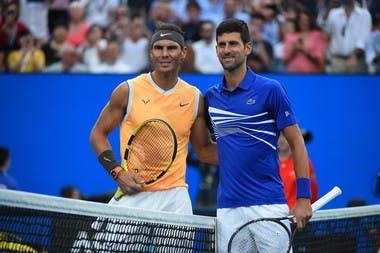 Vers un nouveau rendez-vous au sommet entre Rafael Nadal et Novak Djokovic en Californie ?