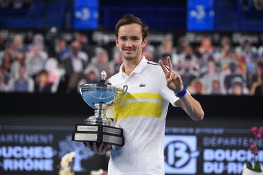 Daniil Medvedev Open 13 Provence Marseille