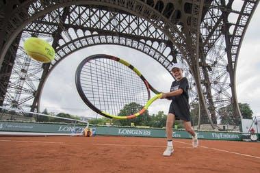 Roland-Garros dans la ville