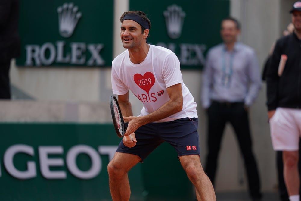 Roger Federer Kids' Day