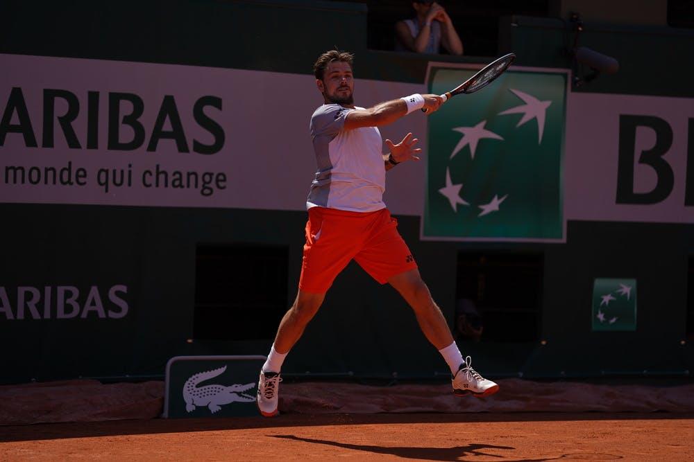Stan Wawrinka - Roland-Garros - 2019