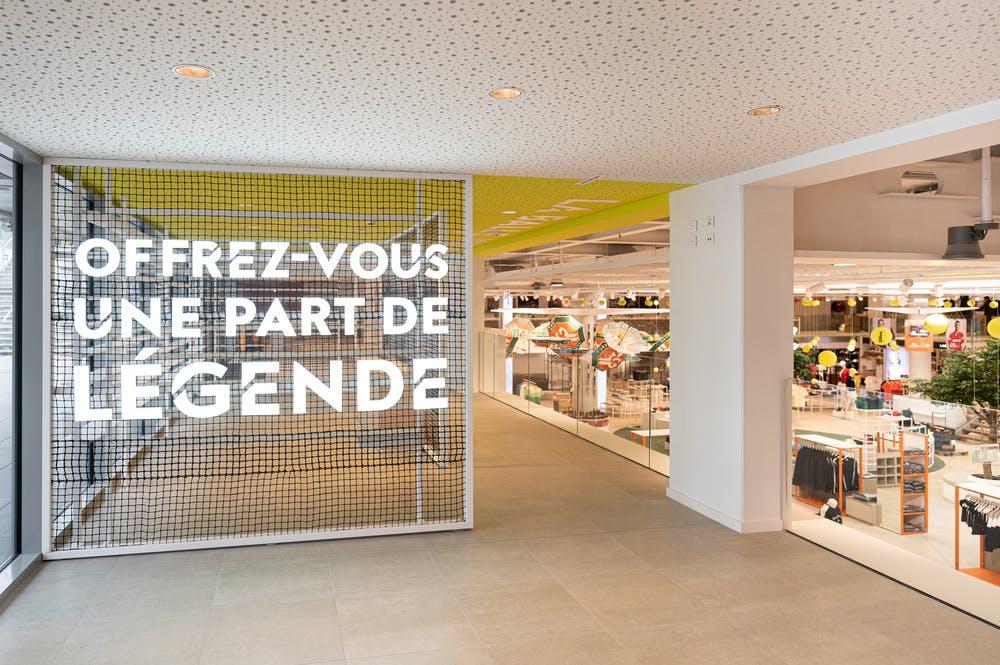 Grande Boutique Roland-Garros Mégastore