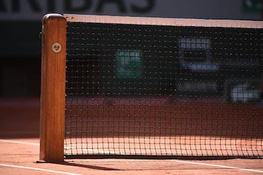 Filet, Roland-Garros 2020