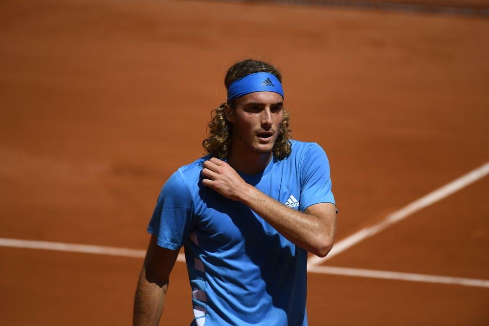 Stefanos Tsitsipas - Roland-Garros 2019 - 3e tour