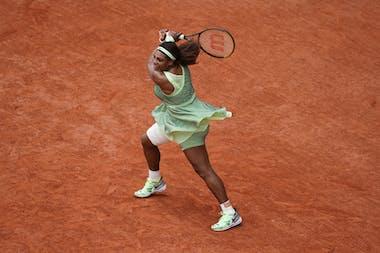 Serena Williams, Roland Garros 2021, third round
