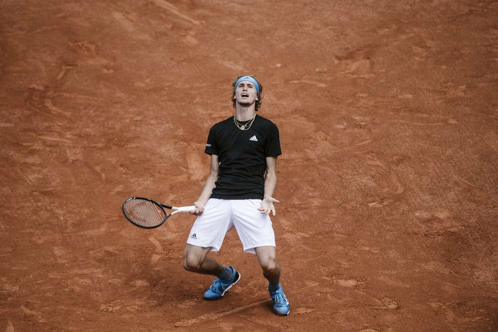 Alexander Zverev Roland Garros 2019 quarter-finals