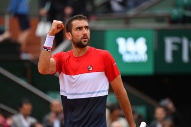 Roland-Garros 2018, 1er tour, Marin Cilic