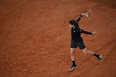 Dominic Thiem, Roland-Garros 2020, third round