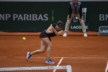 Simona Halep - Roland-Garros 2019 - 2e tour