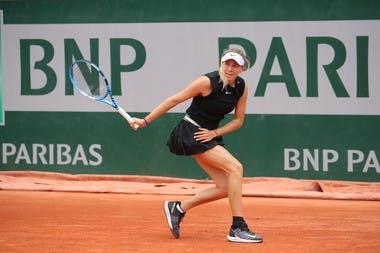 Anisimova 2019 first round