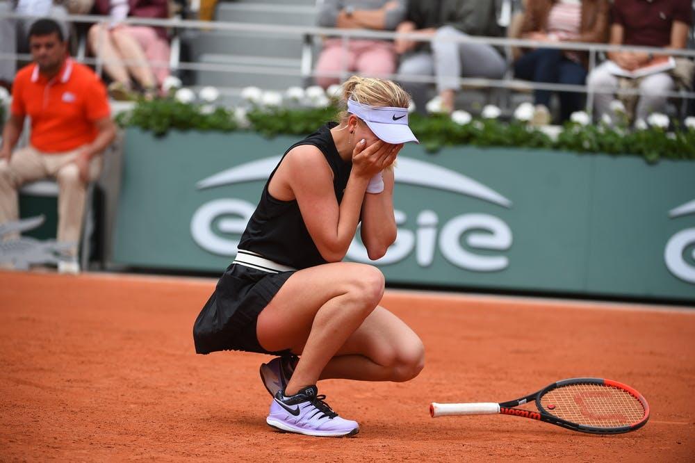 Anastasia Potapova Roland Garros 2019