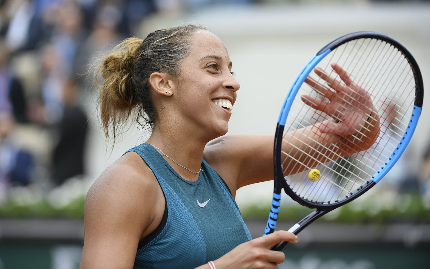 Madison Keys, Roland-Garros 2018