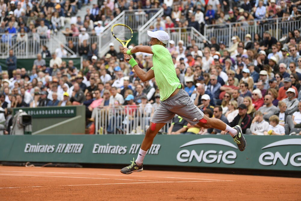 Antoine Haong - 2019 - Roland-Garros