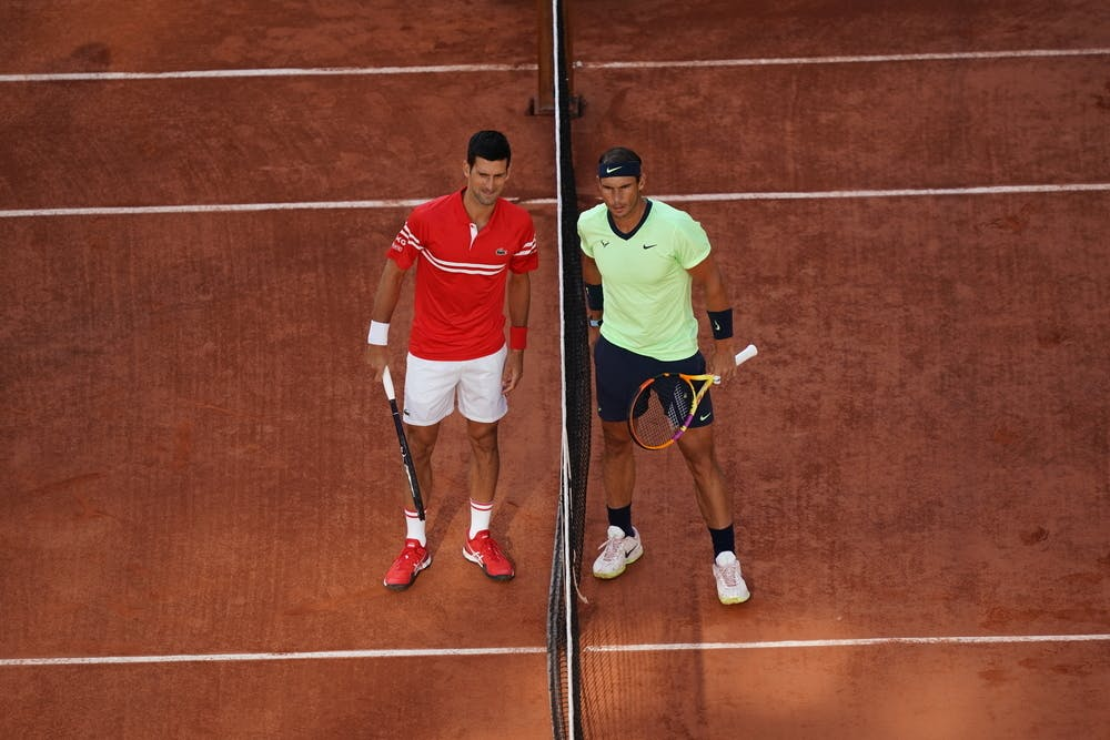 Novak Djokovic, Rafael Nadal, Roland-Garros 2021, semi-final