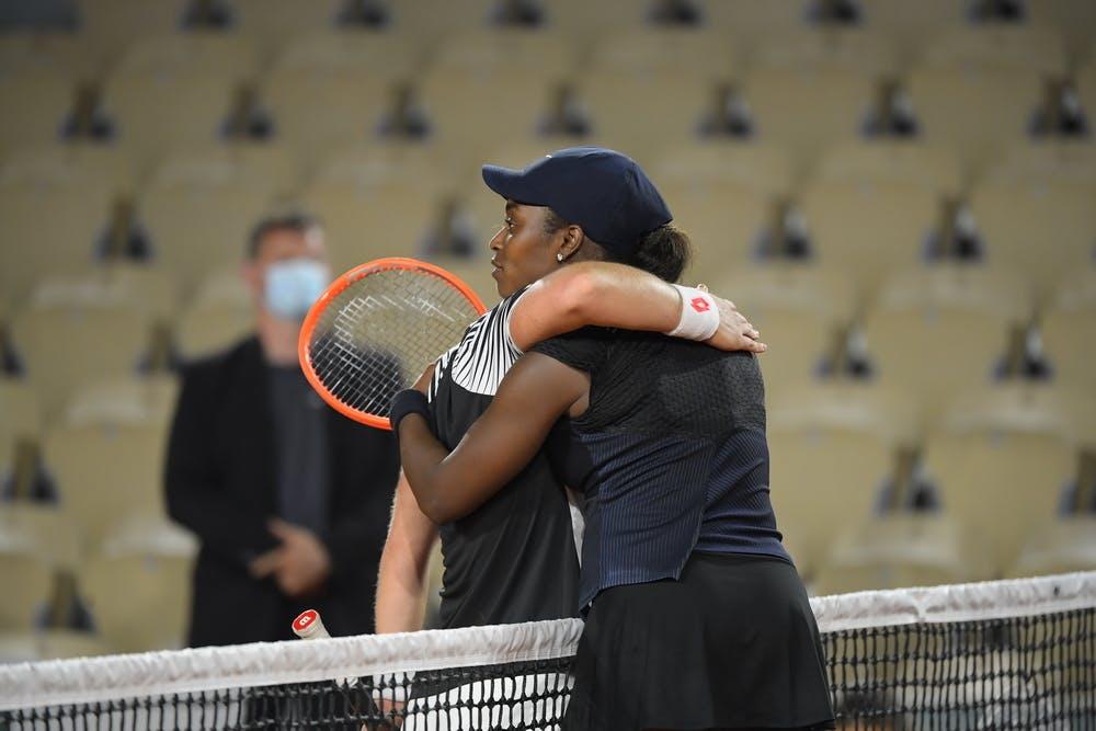 Carla Suarez Navarro, Sloane Stephens, Roland Garros 2021, first round