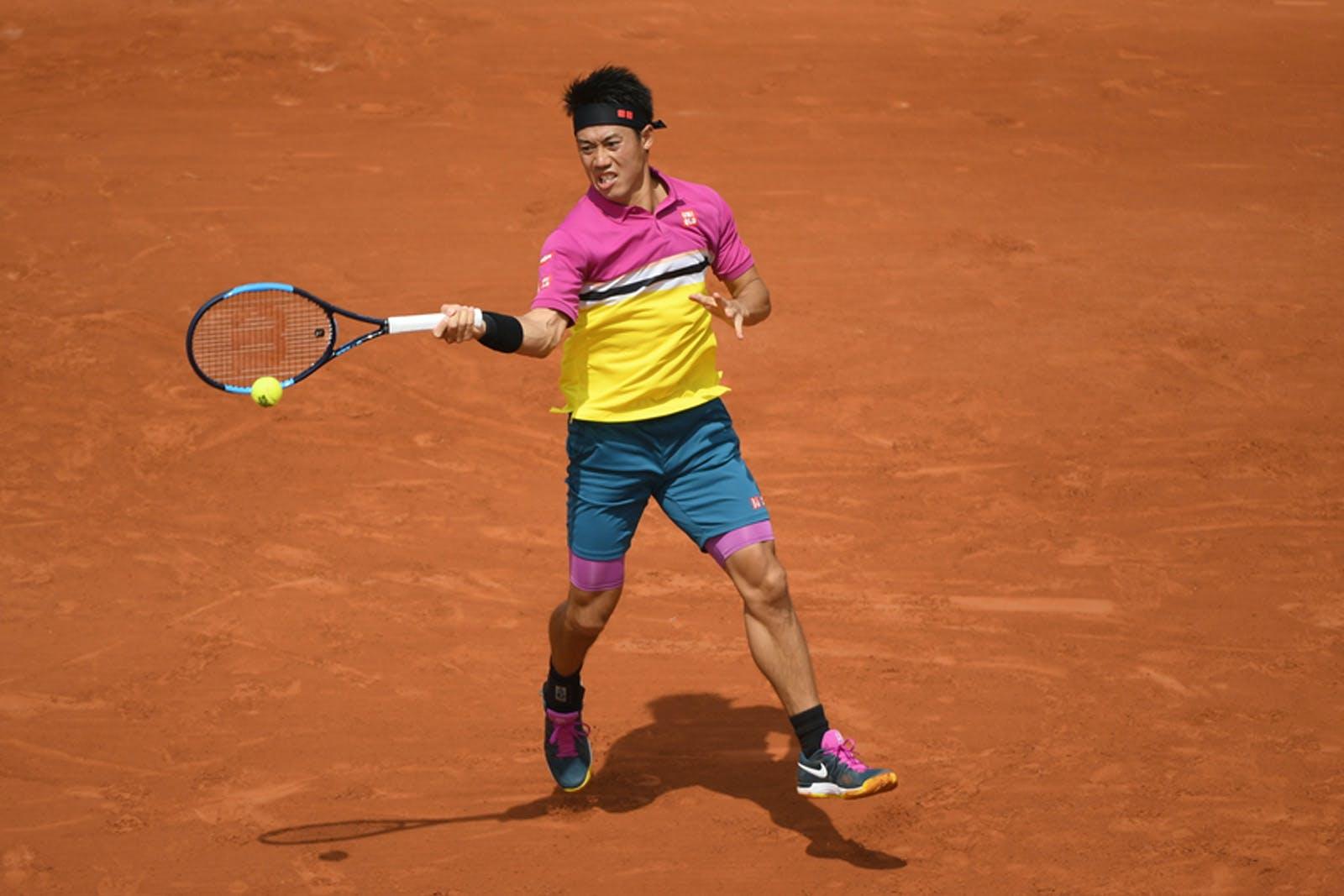 Roland-Garros 2019 - Kei Nishikori - 1er tour