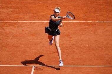 Amanda Anisimova - Roland-Garros 2019 - quarts de finale