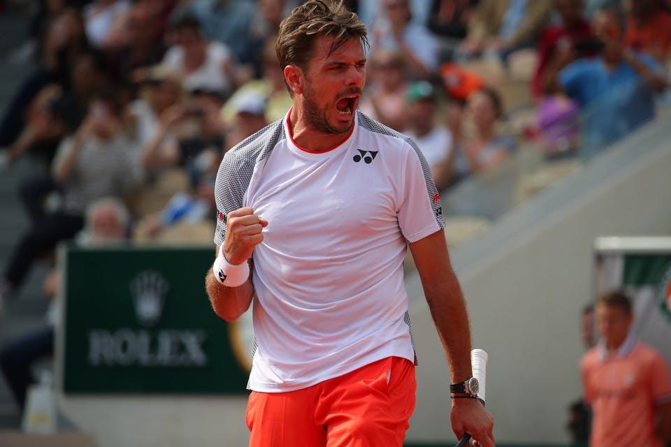 Stan Wawrinka - Roland-Garros 2019 - 1er tour