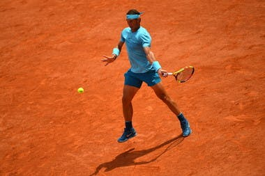 Roland-Garros 2018, 3e tour, Rafael Nadal