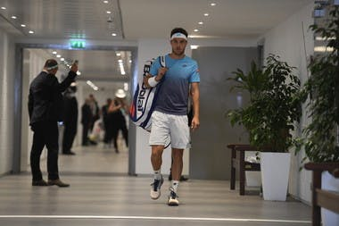Roland-Garros 2018, 8e de de finale, Marco Cecchinato
