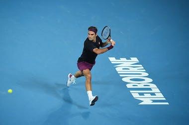 Roger Federer Australian Open 2020