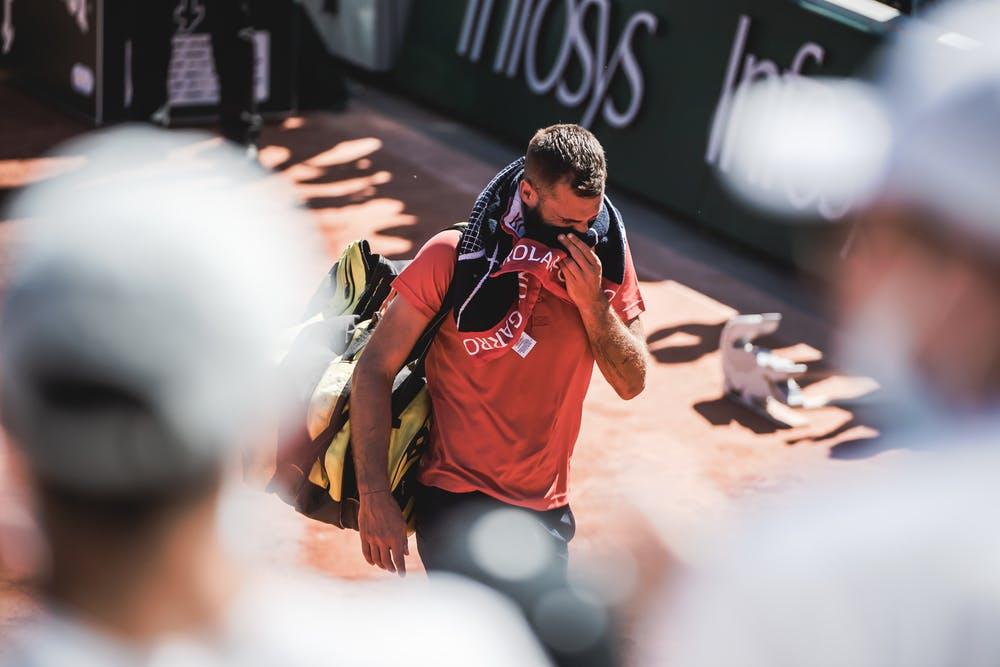 Benoit Paire, Roland Garros 2021, first round