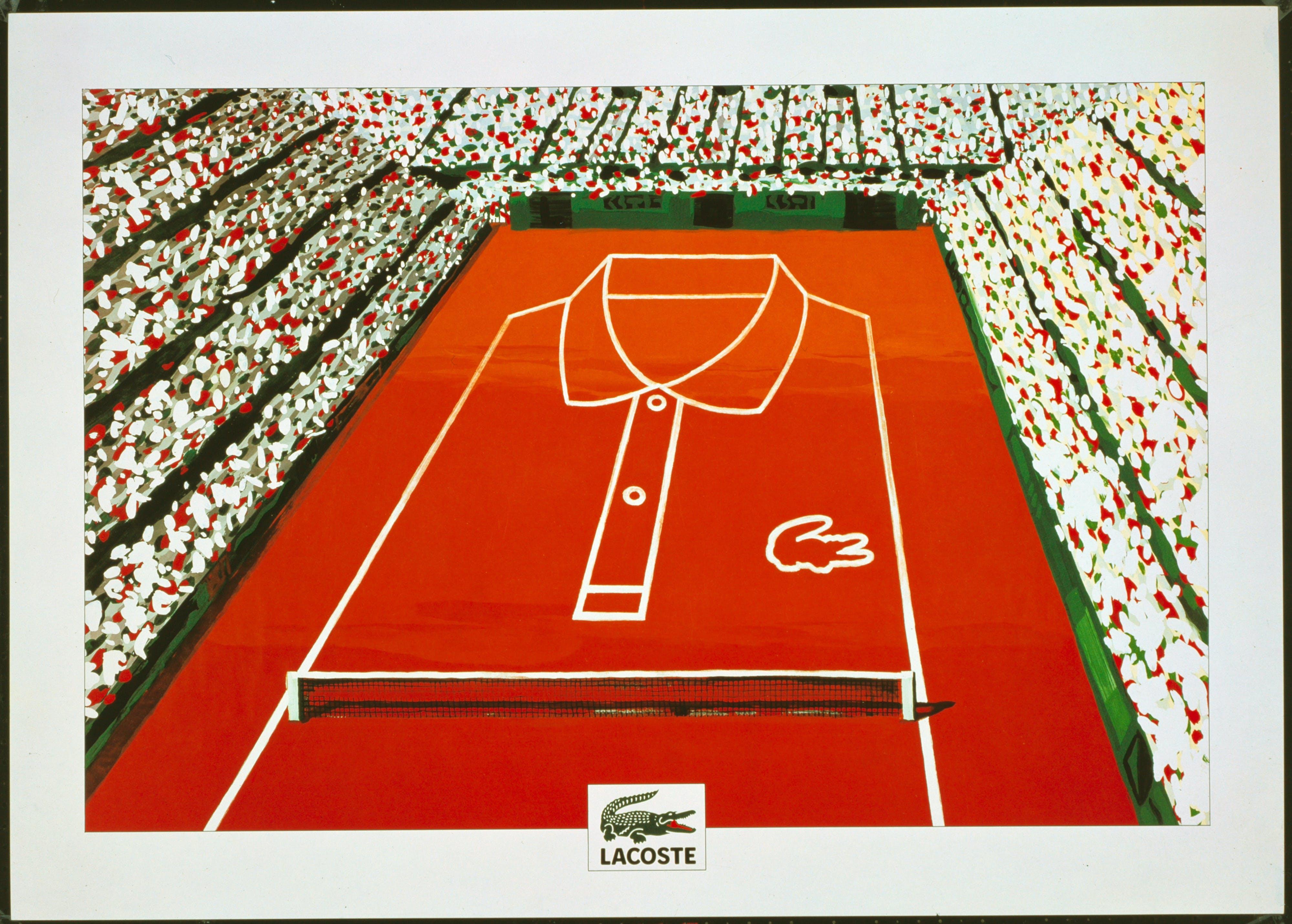 50 ans Lacoste x Roland-Garros 2021