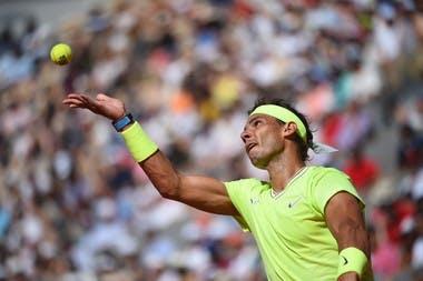Rafael Nadal fourth round Roland Garros 2019
