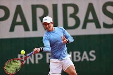 Evan Furness, Roland-Garros 2021