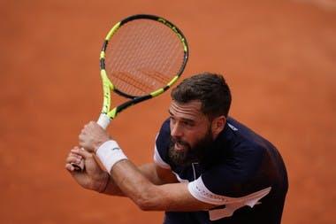Benoît Paire - Roland-Garros 2019 - 3e tour