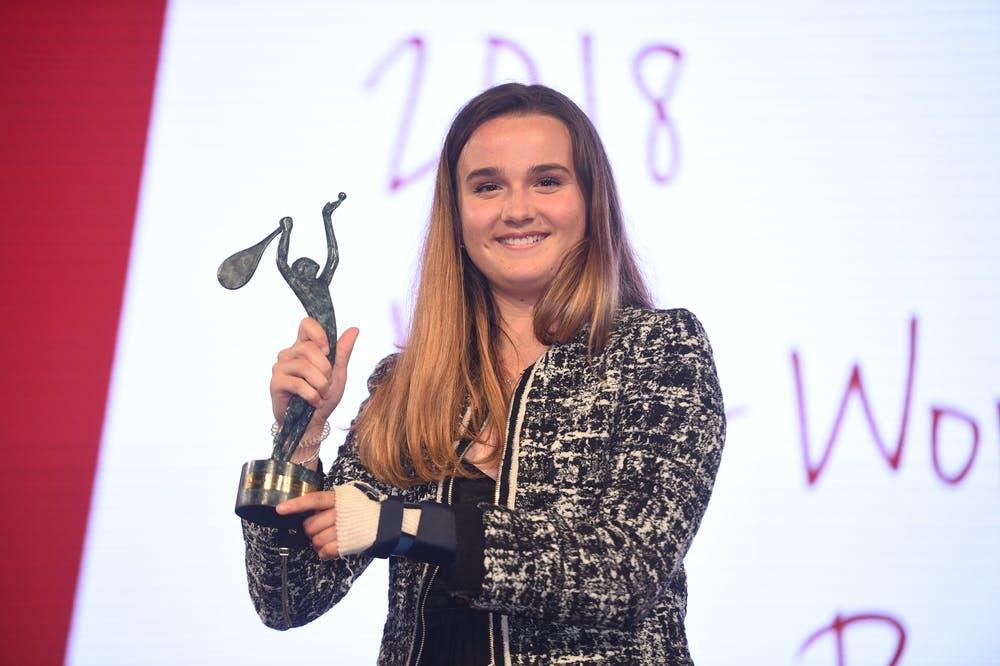Clara Burel - diner itf - champions du monde -2019