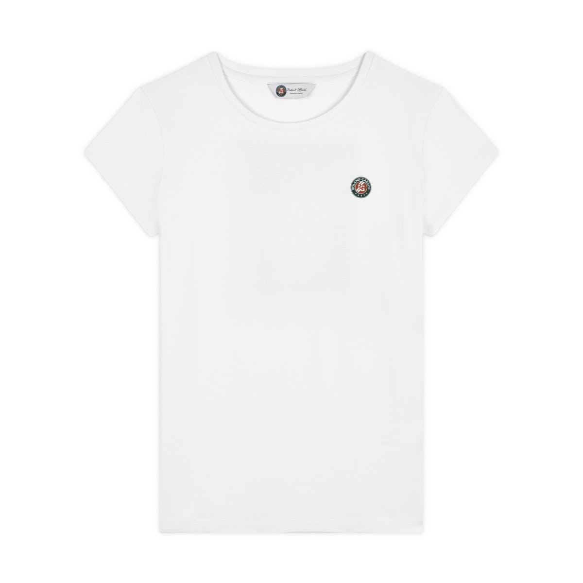 T-shirt Affiche Officielle Roland-Garros 2020 Griffe Solidaire RGEnsemble AP-HP