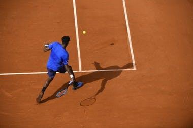 Gaël Monfils - Roland-Garros 2019 - 2e tour