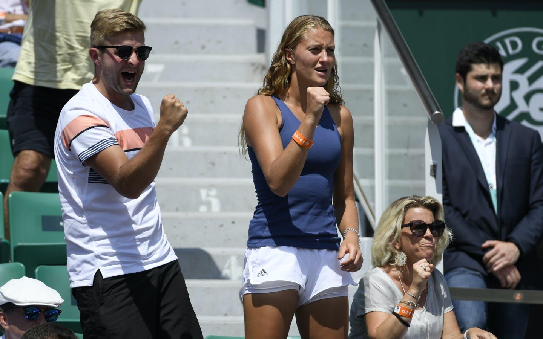 Roland-Garros 2018, demi-finale, semi-final, Kristina Mladenovic