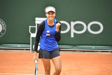 Ana Candiotto, Roland-Garros Junior Wild Card Series by OPPO, 2020