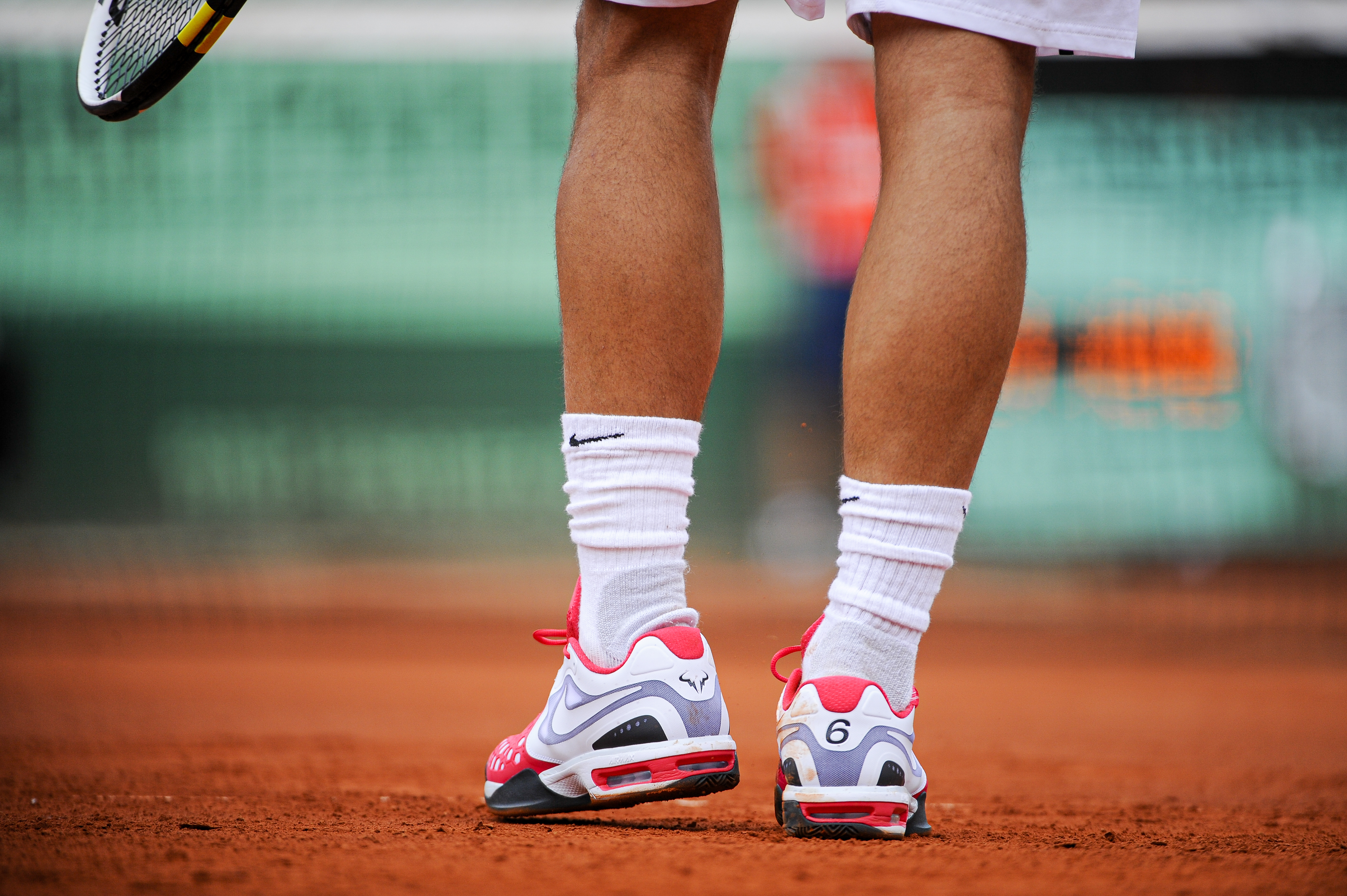 RG Culture: Champions' shoes on display