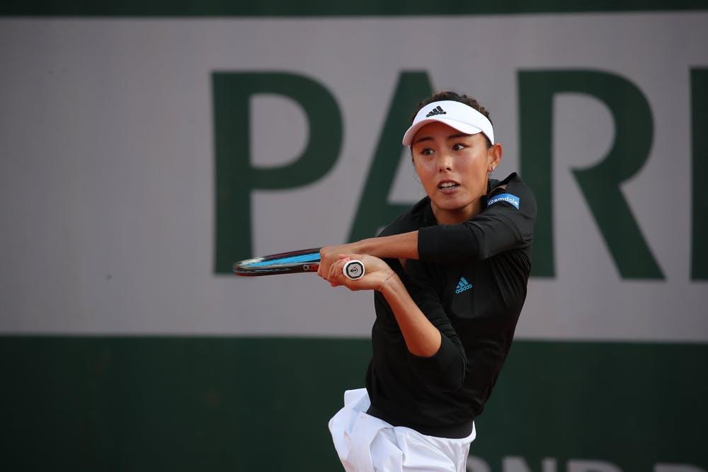 Wang Qiang Roland Garros 2019 first round