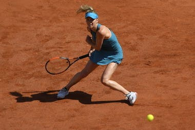 Emina Svitolina Roland-Garros 2018