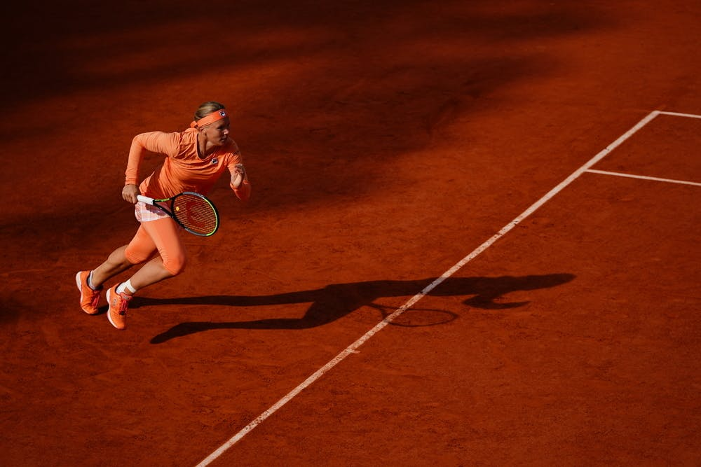 Kiki Bertens, Roland Garros 2020, fourth round