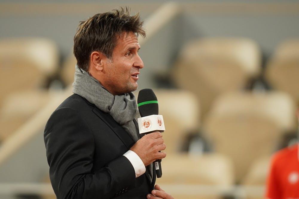 Fabrice Santoro, Roland-Garros 2020, interview
