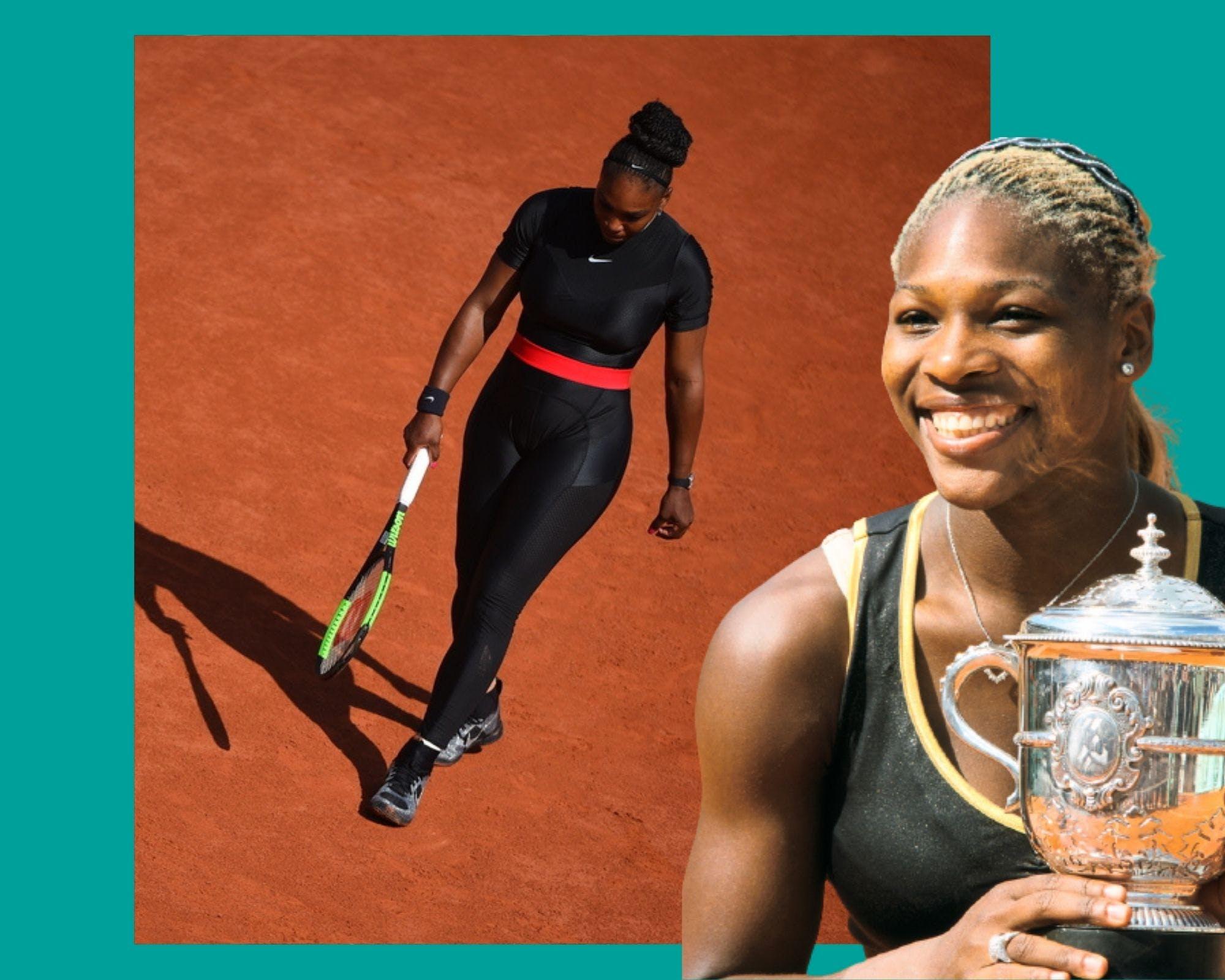 Serena Williams Roland-Garros