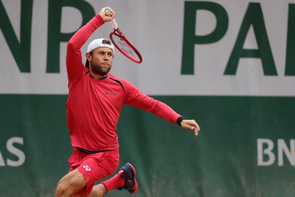 Radu Albot, Roland Garros 2020, first round